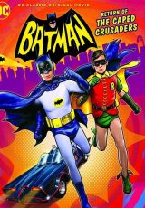 Batman Return of the Caped Crusaders online (2016) Español latino descargar pelicula completa