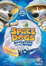 Space Dogs Aventura en el espacio online (2016) Español latino descargar pelicula completa