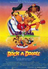 Rock-A-Doodle online (1991) Español latino descargar pelicula completa
