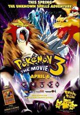 Pokémon 3 El hechizo de los unown online (2001) Español latino descargar pelicula completa