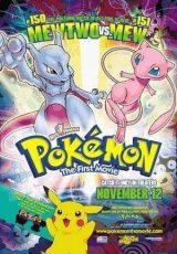 Pokémon 1 online (1999) Español latino descargar pelicula completa
