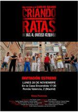 Criando ratas online (2016) Español latino descargar pelicula completa