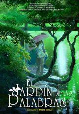 El jardín de las palabras online (2013) Español latino descargar pelicula completa