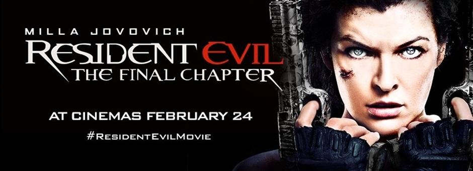 Resident Evil 6 Capítulo final online (2017)