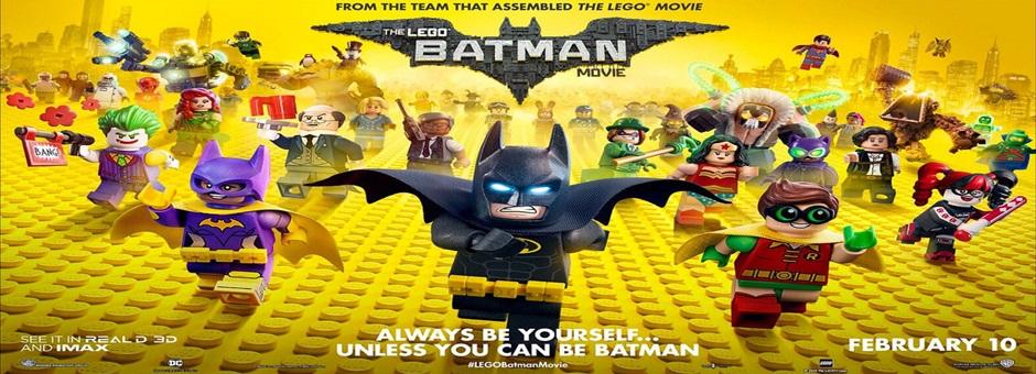 Lego Batman online (2017)