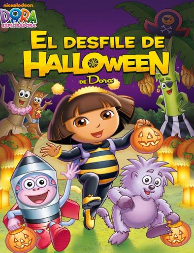 Dora el desfile de halloween online 2013 espa ol latino for El mural pelicula descargar