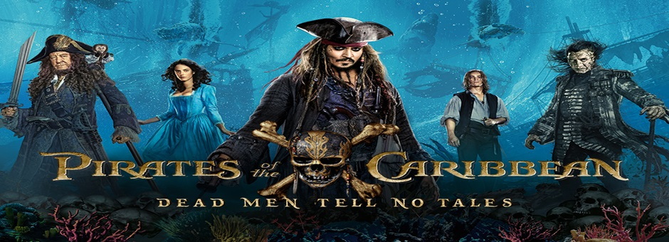 Piratas del Caribe 5 online (2017)