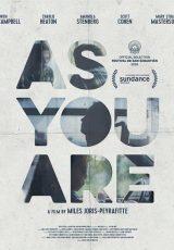 As You Are online (2016) Español latino descargar pelicula completa
