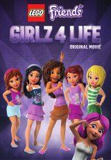 LEGO Friends Girlz 4 Life online (2016) Español latino descargar pelicula completa