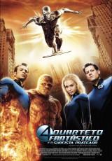 Los 4 Fantásticos 2 y Silver Surfer online (2007) Español latino descargar pelicula completa