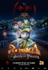 Rodencia y el diente de la princesa online (2012) Español latino descargar pelicula completa