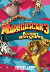 Madagascar 3 online (2012) Español latino descargar pelicula completa