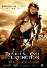 Resident Evil 3 Extinction online (2007) Español latino descargar pelicula completa