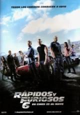 Rapido y Furioso 6 Online (2013) Español latino descargar pelicula completa