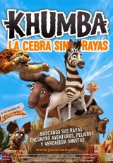 Khumba la cebra sin rayas online (2013) gratis Español latino pelicula completa
