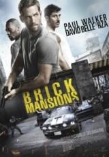 Brick Mansions (La fortaleza) online (2014) Español latino descargar pelicula completa
