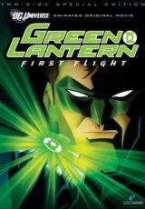 Linterna Verde: Primer vuelo online (2009) Español latino descargar pelicula completa