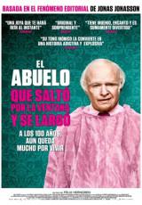 El abuelo que salto por la ventana y se largo online (2013) gratis Español latino pelicula completa