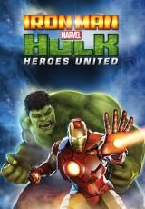 Iron Man y Hulk Heroes United (2013) Español latino descargar pelicula completa