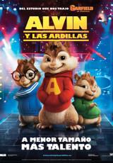 Alvin y las ardillas online (2007) Español latino descargar pelicula completa