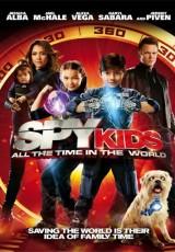 Spy Kids 4 (Mini Espías 4: Los ladrones del tiempo) online (2011) gratis Español latino pelicula completa