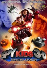Spy Kids 3 (Mini Espías 3: Game Over) online (2003) gratis Español latino pelicula completa