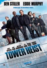 Tower Heist online (2011) gratis Español latino pelicula completa