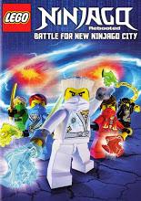 Lego Ninjago Nindroids online (2014) gratis Español latino pelicula completa