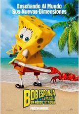 Bob Esponja 2: Un heroe fuera del agua online (2015) Español latino descargar pelicula completa