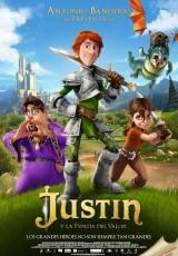 Justin y la espada del valor online (2013) Español latino descargar pelicula completa