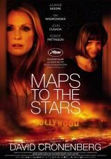 Maps to the Stars online (2014) Español latino descargar pelicula completa