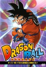 Dragon Ball Z Vuelven Son Goku y sus amigos Online (2008) Español latino descargar pelicula completa
