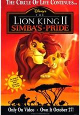 El rey leon 2 online (1998) Español latino descargar pelicula completa