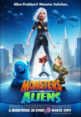 Monsters vs Aliens online (2009) Español latino descargar pelicula completa