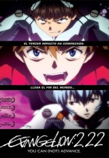 Evangelion 2.22 You Can (Not) Advance online (2009) Español latino descargar pelicula completa