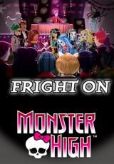 Monster High Fright On online (2011) Español latino descargar pelicula completa