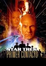 Star Trek Primer contacto online (1996) gratis Español latino pelicula completa