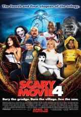 Scary Movie 4 online (2006) Español latino descargar pelicula completa