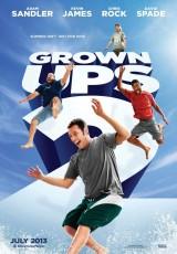 Grown Ups 2 online (2013) Español latino descargar pelicula completa