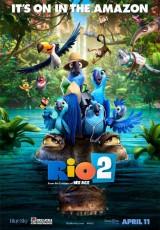 Rio 2 Online (2014) Español latino descargar pelicula completa
