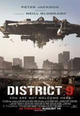 Distrito 9 online (2009) Español latino descargar pelicula completa