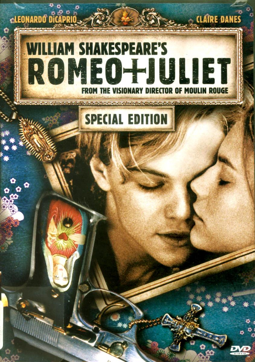 Romeo y Julieta de William Shakespeare online (1996
