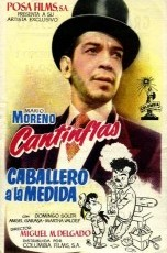 Cantinflas Caballero a la medida online (1954) Español latino descargar pelicula completa