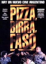 Pizza, birra, faso online (1997) Español latino descargar pelicula completa