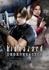 Resident Evil: Degeneración online (2008) Español latino descargar pelicula completa