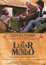 Un lugar en el mundo online (1992) Español latino descargar pelicula completa