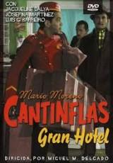 Cantinflas Gran Hotel online (1944) Español latino descargar pelicula completa