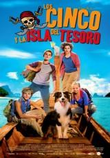 Los cinco y la isla del tesoro online (2014) Español latino descargar pelicula completa