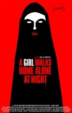 A Girl Walks Home Alone at Night online (2014) Español latino descargar pelicula completa