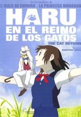 Haru en el reino de los gatos online (2002) Español latino descargar pelicula completa